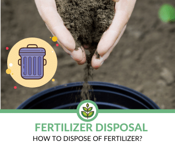 How to dispose of Fertilizer?