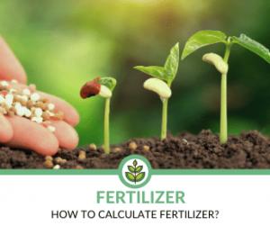 How to calculate Fertilizer?